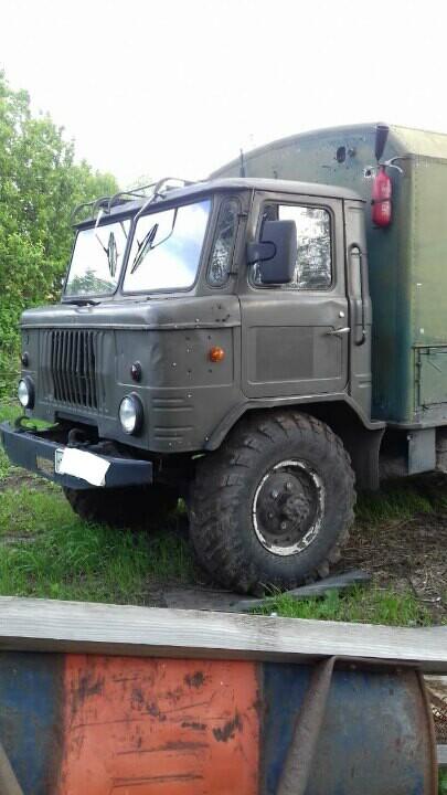 ГАЗ-66(фургон)