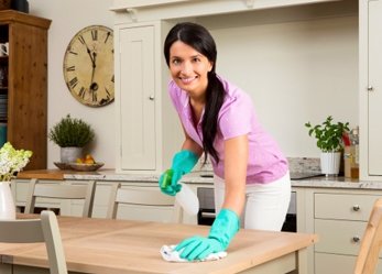 Уборка квартиры профессионально