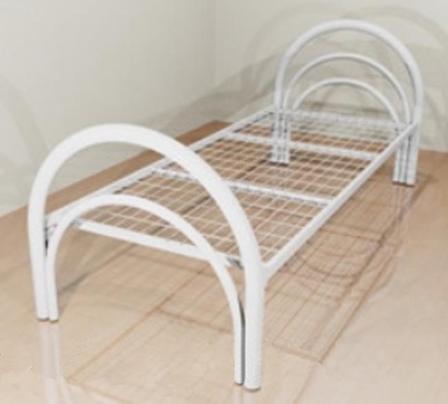 Кровати металлические для строителей, пансионатов, хостелов