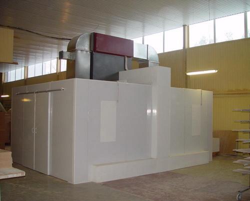Оборудование для окрасочно-сушильных производств