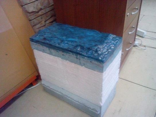 Построй свой бизнес или теплый дом из теплоблоков на нашем оборудование