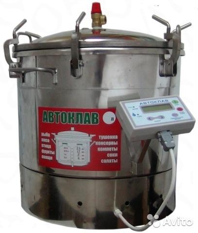 Автоклавы для домашнего консервирования и дистилляторы