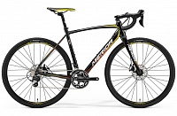 Cyclo Cross  500 (2017) metallic black(yellow/red) 52см