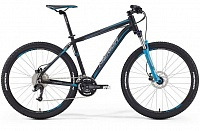 BIG.SEVEN 70 (2016)  Matt Black  (Blue/Grey)  17""