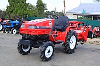 Японский мини трактор YANMAR Ke-2D