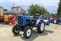 Японский мини трактор ISEKI TX1500F