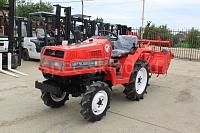 Японский мини трактор MITSUBISHI MT15D