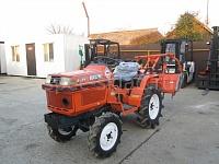 Японский мини трактор KUBOTA B1-14D
