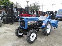 Японский мини трактор ISEKI TX1510F