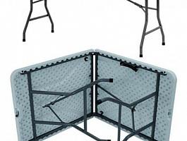 Складные столы для дома, бизнеса или торговли.