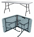 Складные столы для торговли, бизнеса и дома.