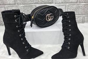 Комплект сумочка, обувь 36-40