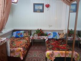 Комнаты у Рожкова.