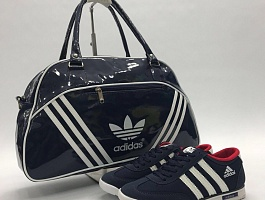 Мужской комплект - сумочка, обувь