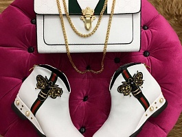 Комплект сумочка, обувь