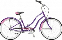 Cruiser Nexus L (2016) purple 18""