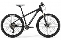 Big.Seven XT-edition (2017) matt black(grey) 20""
