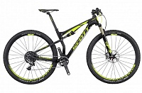 Spark 700 RC (2016) black/green L