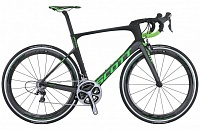 Foil Team Issue (2016) black/green 56см
