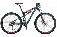 Contessa Spark 700 (2016) black/green/red M