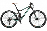 Contessa Spark 720 (2017) black/green M