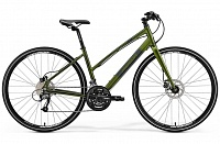 Crossway urban 40-D-lady (2017) green(dark green) 50см