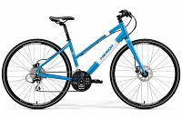 Crossway urban 20-D-lady (2017) metallic blue(white) 50см
