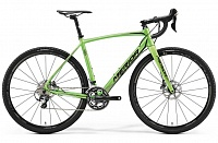 Cyclo Cross  700 (2017) green(black) 54см