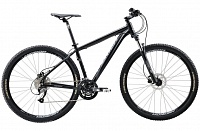 Big.Seven 40-D (2016)  Matt-Black (Grey)  18.5""