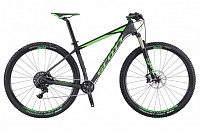 Scale 720 (2016) black/green L