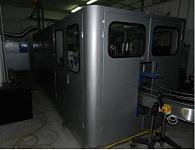 Комплектная линия выдува и розлива в ПЭТ 5 л 2200 бвч бу