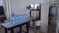 Линия розлива питьевой воды в ПЭТ бутыль 5,0л