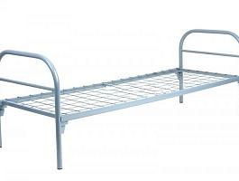 Металлические кровати для времянок надежные оптом