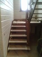 Изготовление лестниц из массива