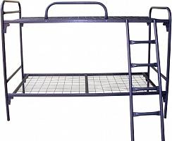 Кровати для общежитий эконом металлические