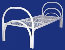 Металлические кровати для пансионатов мелким оптом спинки ЛДСП