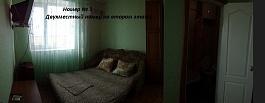 Сдам благоустроенные комнаты в гостевом доме в курортном городе Щелкино в Крыму.