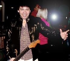 Музыкант на мероприятия! «Вокал, гитара, песни, танцы, драйв» Все города Крыма.
