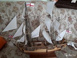 """Модель корабля """"Баунти"""""""