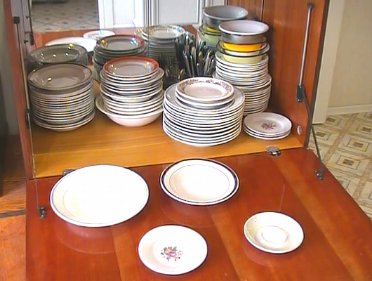 Набор тарелок новых