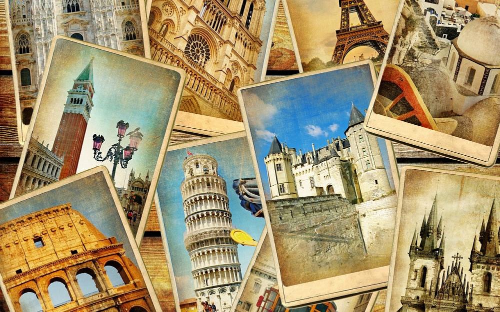 Вся Европа.....путешествуйте вместе с нами