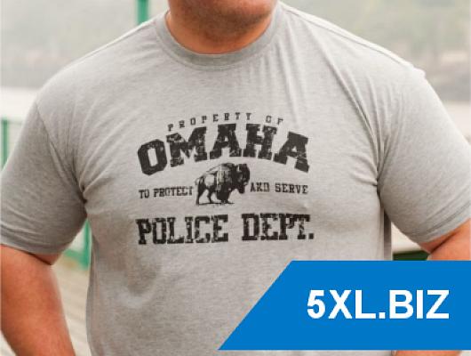 Мужская одежда больших размеров <<5XL>>