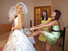 Видео и фото Вашей свадьбы.