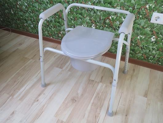 Кресло-туалет Н020И «Armed»