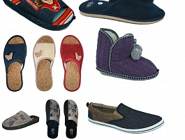 Домашняя обувь от производителей по оптовым ценам