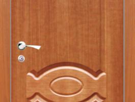 Дверь глухая  межкомнатная