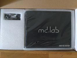 Усилитель Md lab 60.6 DSP