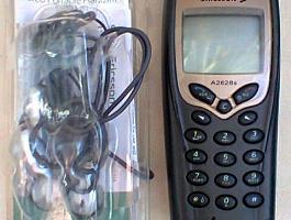 Ericsson A2628s с наушниками ericsson