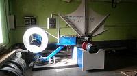 Оборудование для производства витых воздуховодов и отводов