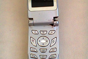 Motorola V150 на запчасти